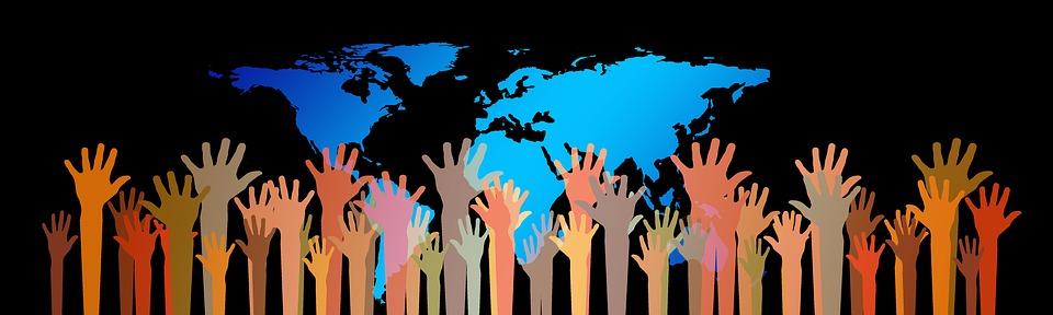 hlasování ve světě