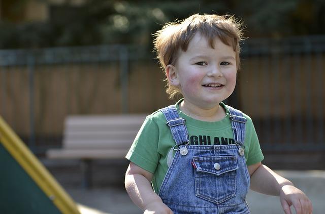 dítě s autismem