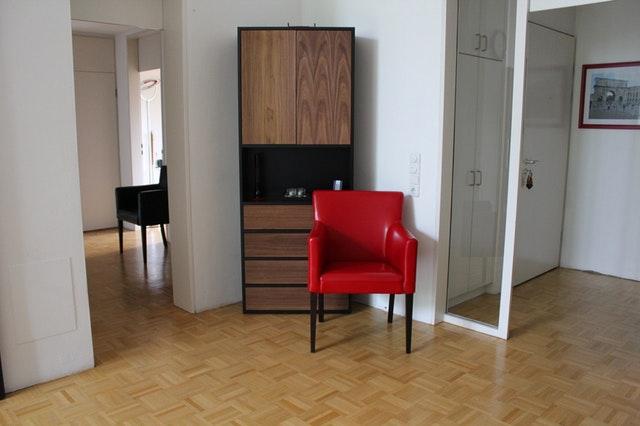světlá dekorativní vinylová podlaha